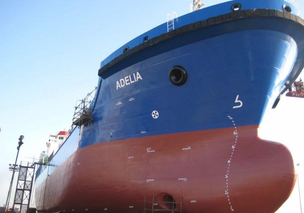M/T Adelia